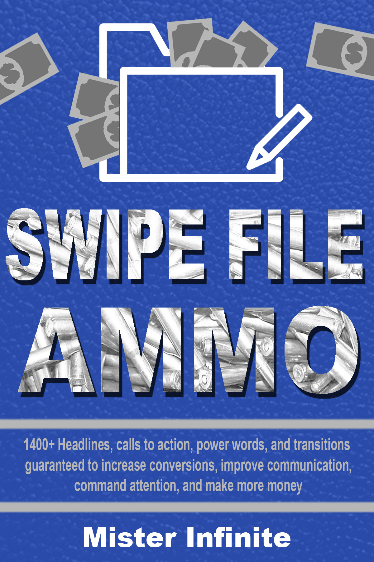 swipe file cover