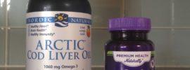 nordic naturals liquid cod liver oil review