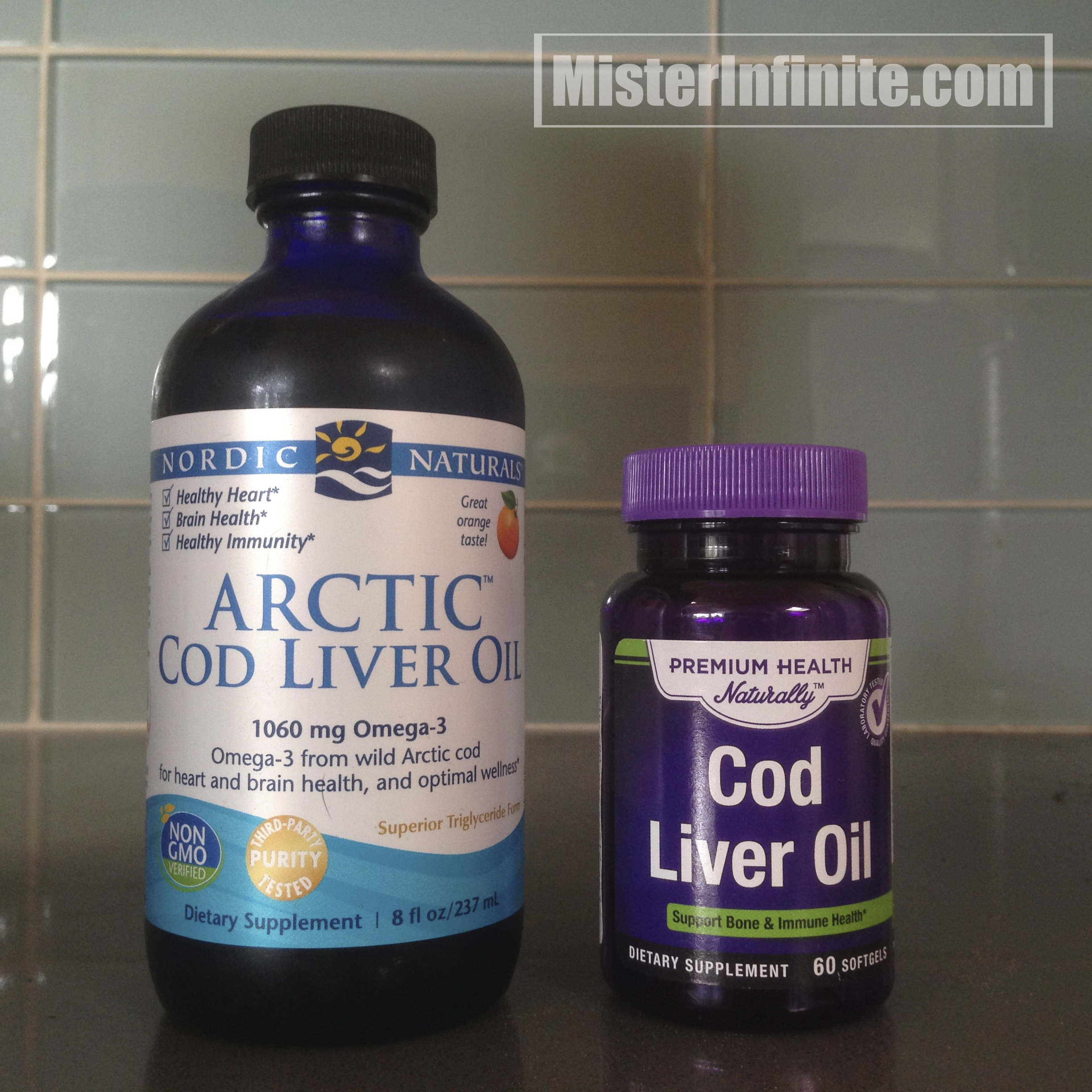 liquid cod liver oil review